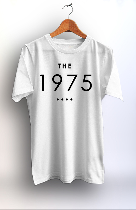 the 1975 shirt