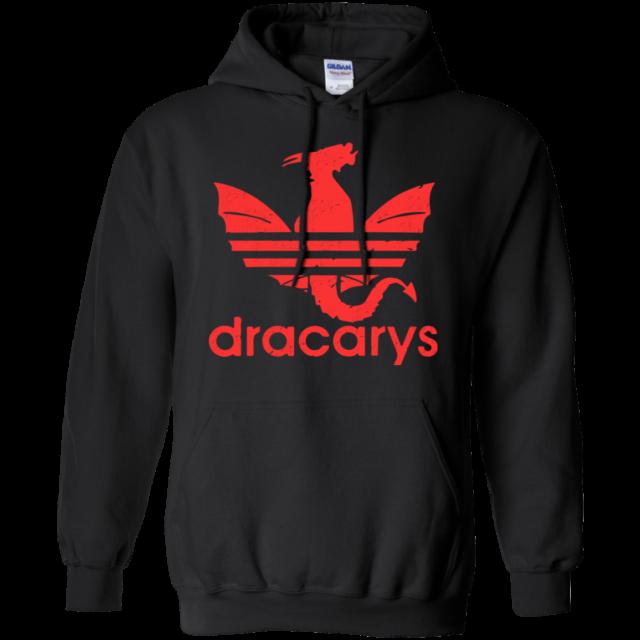 Adidas Dracarys Game of Thrones Hoodie