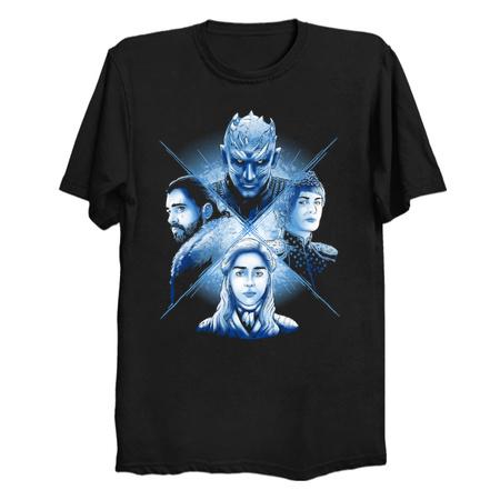 Battle Throne T-Shirt