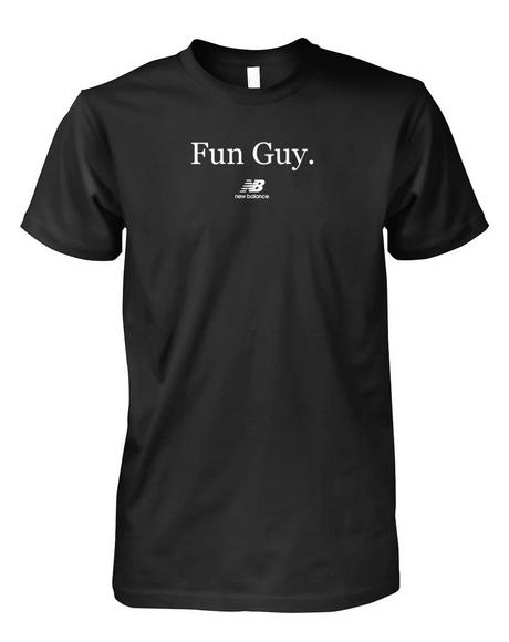 Fun Guy Kawhi Leonard T-shirt